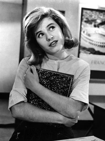 Молодая Пэтти Дьюк получившая премию Оскар
