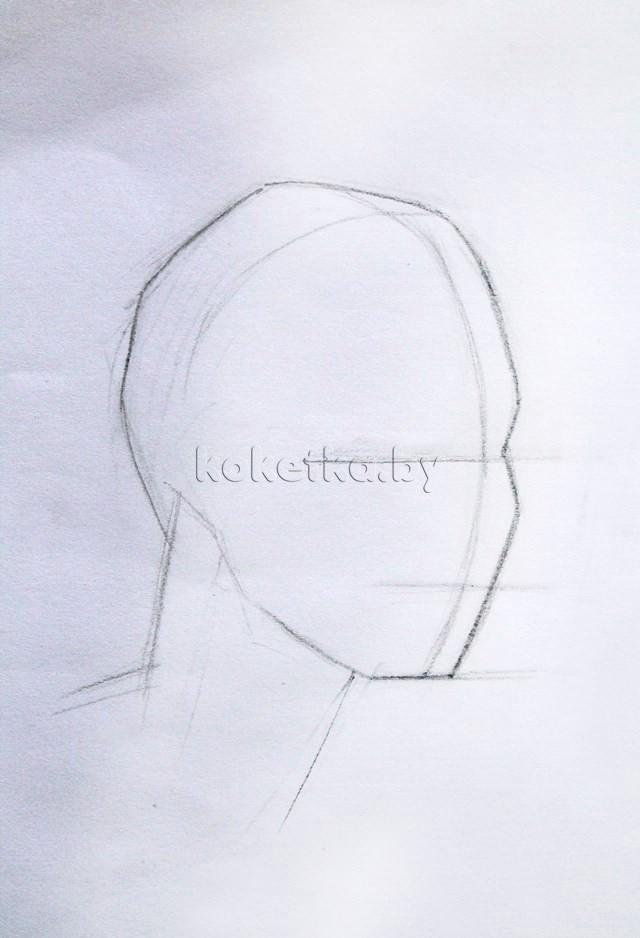 Рисунок карандашом мастер класс для начинающих