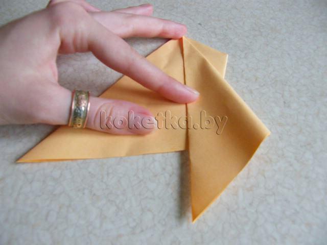Как сделать пилу из бумаги своими руками