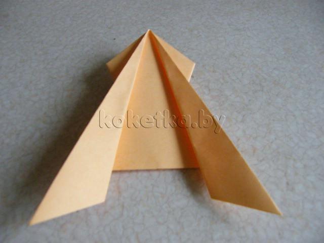 Как сделать лягушку из бумаги? Мастер класс