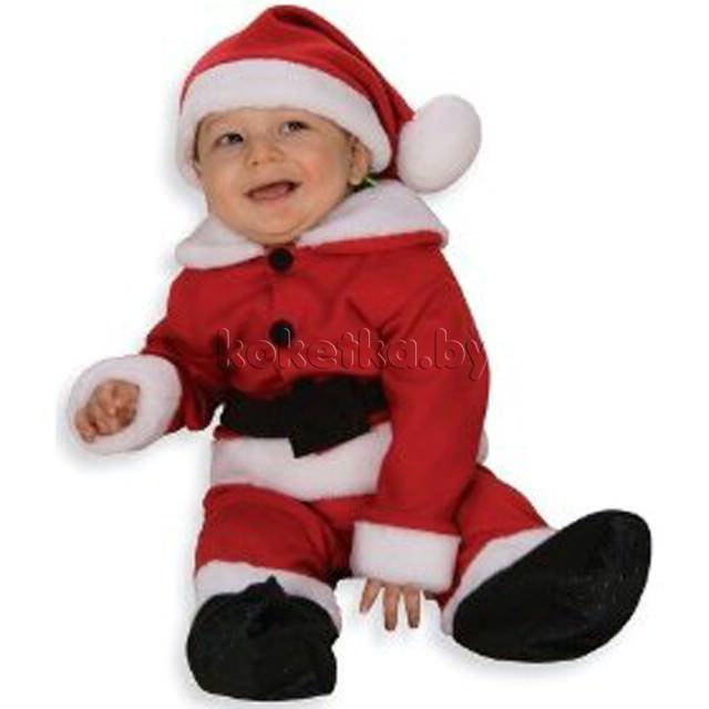 Картинка новый год дед мороз качок