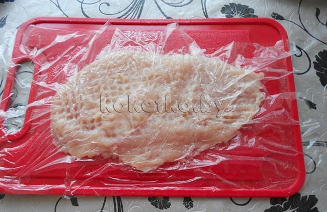 куриная грудка в духовке правильное питание рецепты на