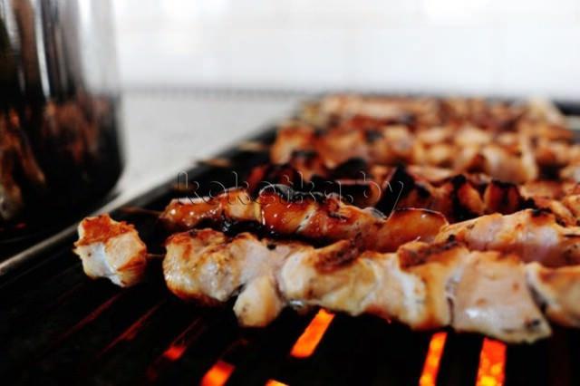 Как приготовить шашлык с уксусом в духовке