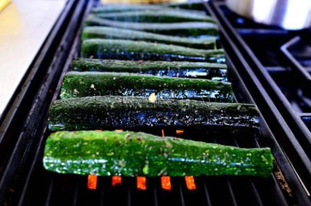 кабачки в духовке пп рецепты с фото