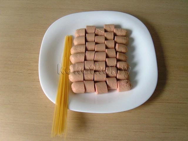 сосиски правильное питание