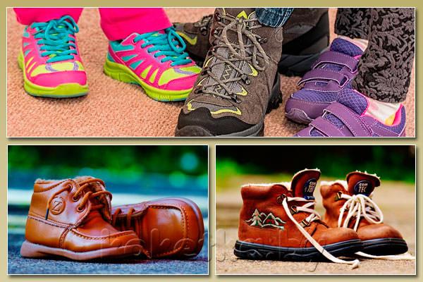 ортопедическая профилактическая обувь для детей