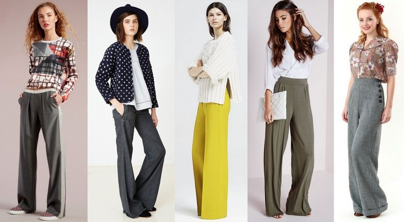 Правила выбора женских брюк