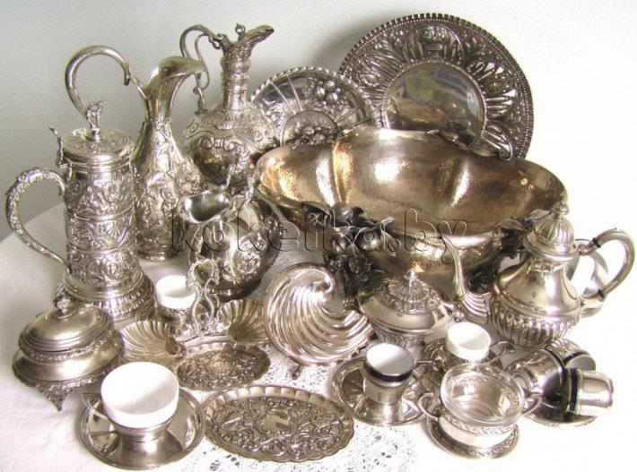 Чем почистить серебряное изделие в домашних условиях 353