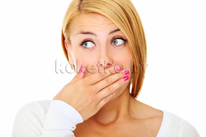 как улучшить запах изо рта