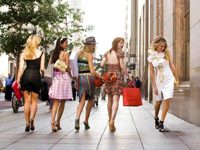 Обои Секс в большом городе ( Sex and the City ) Фильмы фото. Обои д
