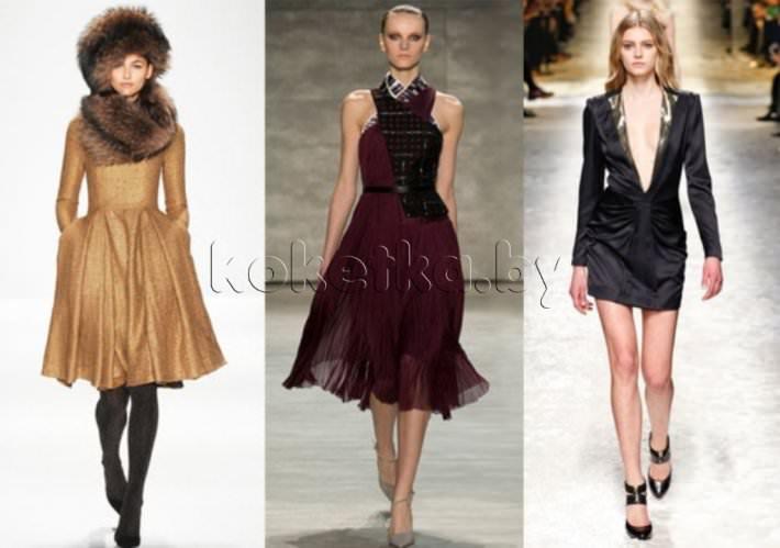 Модные платья 2015, фото