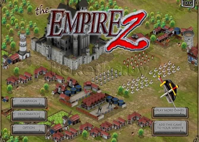 скачать игру империя 2 через торрент