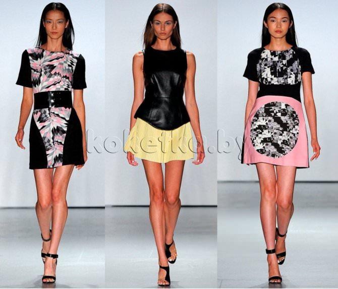 Модные цвета весны 2013