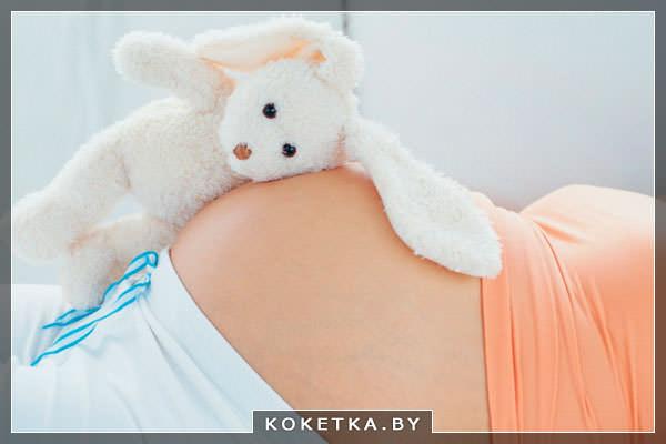 Фото беременной женщины - беременность 26 недель