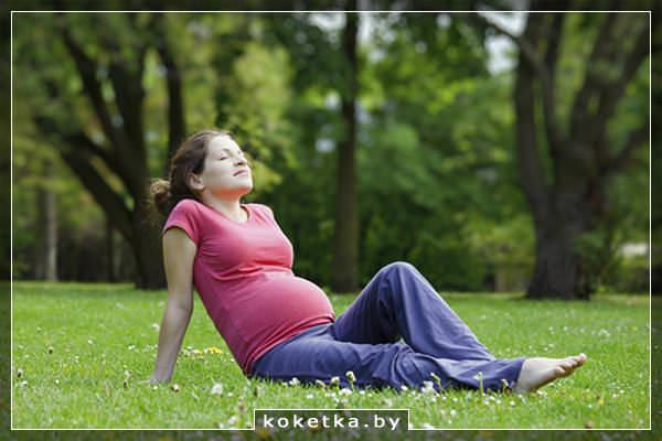 Как спать во время беременности? Сайт для девушек