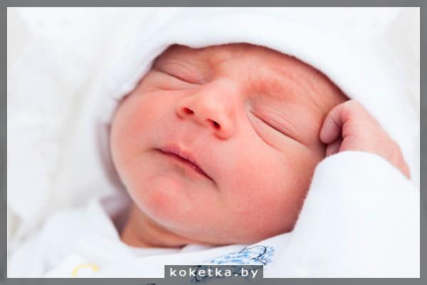 Почему капризничают новорожденные
