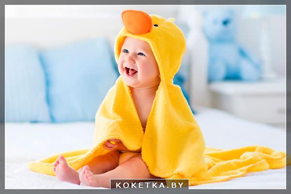Уход за младенцем в первые месяцы жизни