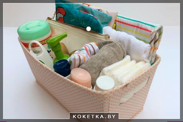 Что входит в аптечку для новорожденного?