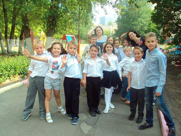 Частная начальная школа