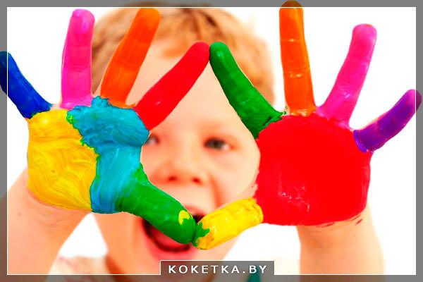 Развитие пальчиков и моторики у маленьких детей