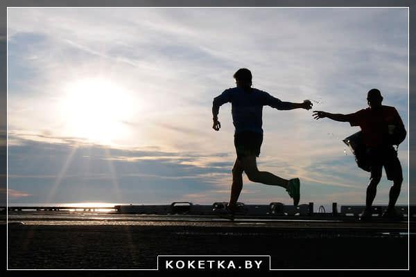 хобби бег по утрам для тренировки и развития мозга