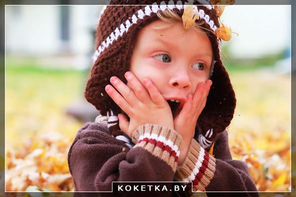 одеть ребенка тепло и стильно в осеннюю непогоду