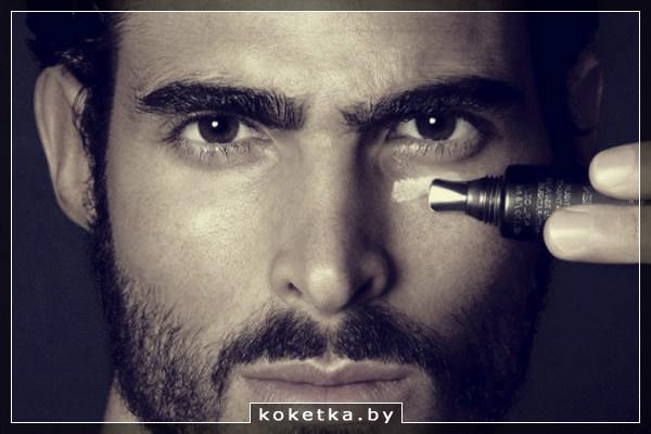 Мужской макияж
