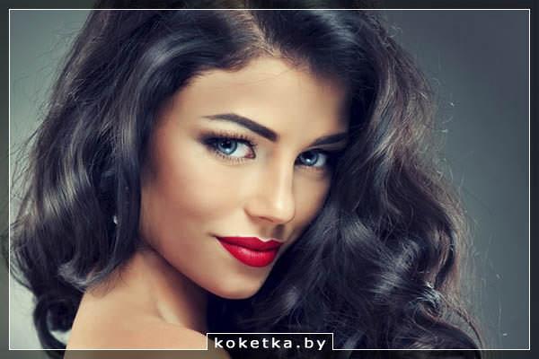 Идеальный макияж для брюнеток в соответствии с цветом глаз