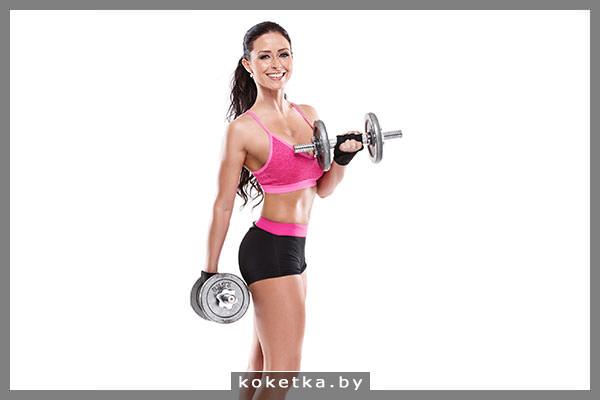 Делаем специальные упражнения, чтобы подтянуть мышцы груди