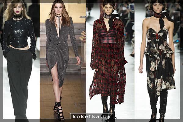 Показ мод в Лондоне: зима 2016-2017