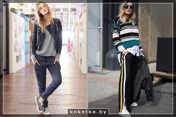 Спортивный стиль в одежде  современный sport casual и кроссовки Пума ... f259162ee01