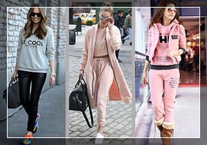 Спортивный стиль в одежде  современный sport casual и кроссовки Пума - Сайт  для девушек 8578e9d33d3