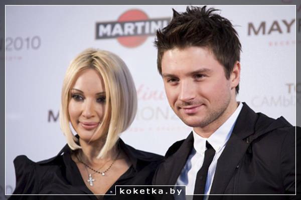 Кудрявцева и Лазарев (пара, к сожалению, распалась)