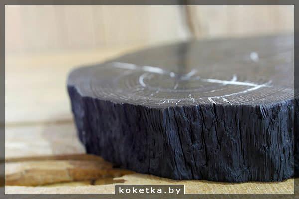 Редчайшая благородная древесина - морёный дуб