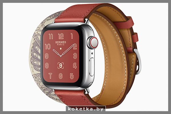 Watch Series 5 Hermes