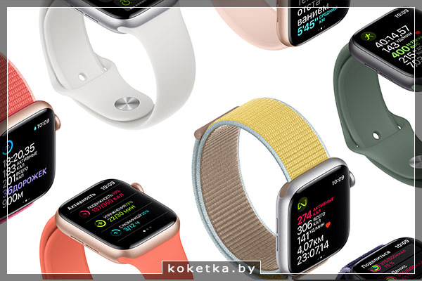 Новый шикарный экран Apple Watch
