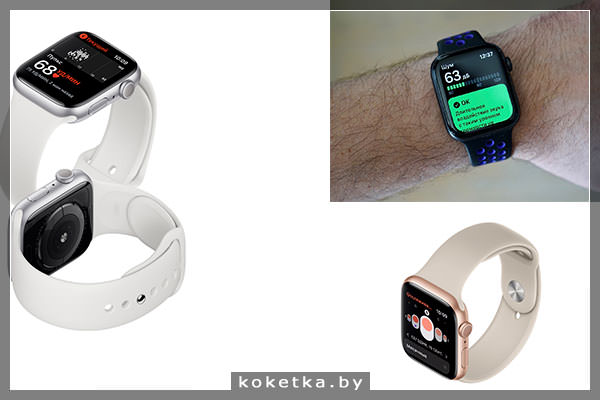 Здоровье и Apple Watch 5