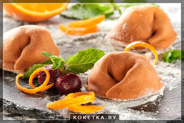 Пельмени со сладкой начинкой рецепт приготовления вкусного рецепта