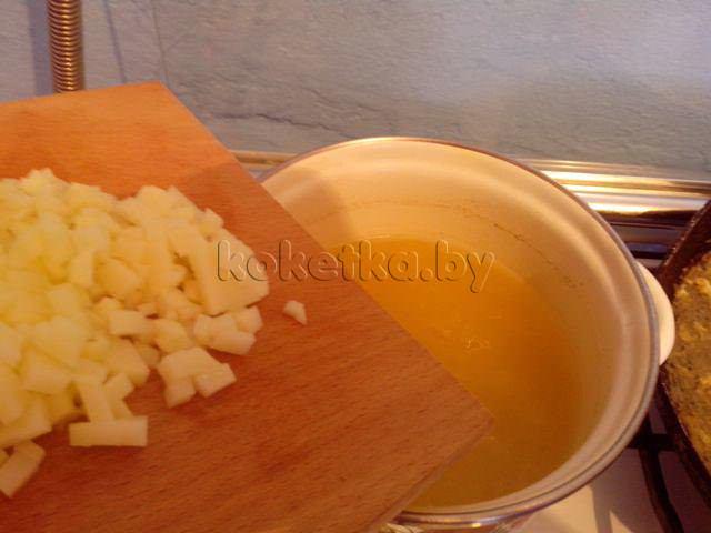 Детский суп с уткой рецепт и фото