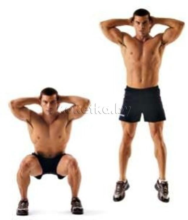 Фитнес упражнения для всего тела