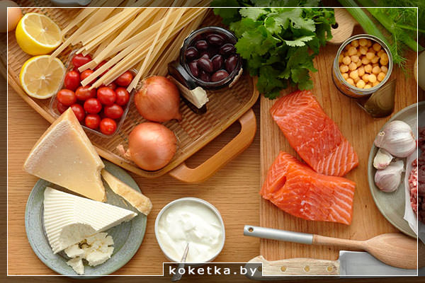 сайт диетического питания